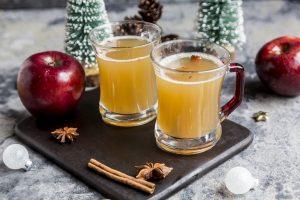 ponches sin alcohol Navidad
