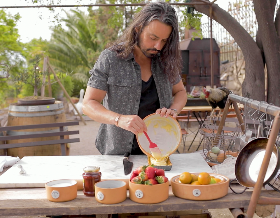 Tartaleta de Frutillas con Carlo
