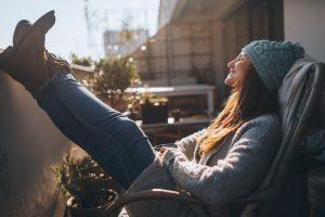 Disfrutar al aire libre