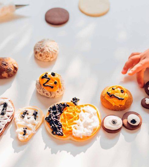 recetas divertidas para hacer en Halloween